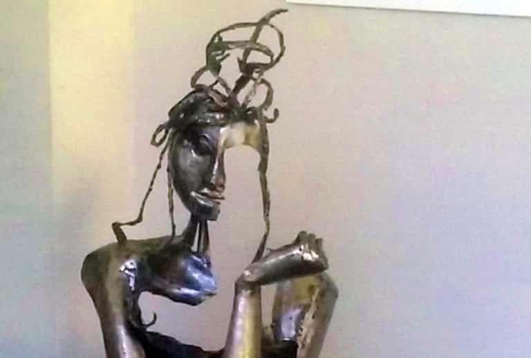 Image à la Une de la sculpture